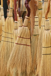 Making Brooms The Old Fashioned Way Off The Grid News