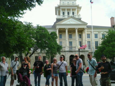 open carry texas rifle protests