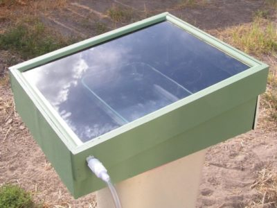How To Build A Solar Powered Still To Purify Drinking