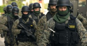 Supreme Court To Consider: Can Swat Teams Raid Gun Owners' Homes?