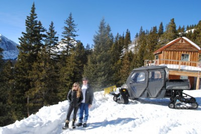 Owners lose thousands as county seizes off grid cabin for Cabine in colorado breckenridge