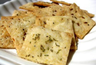 How To Easily Make Your Own Homemade Saltine Crackers