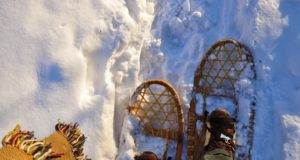 How To Make Your Own Snowshoes In A Survival Situation