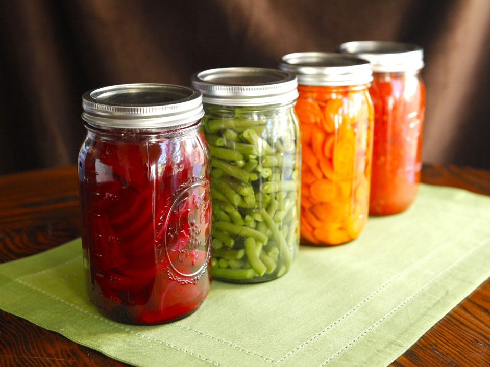 How To Process Canned Food In A Water Bath