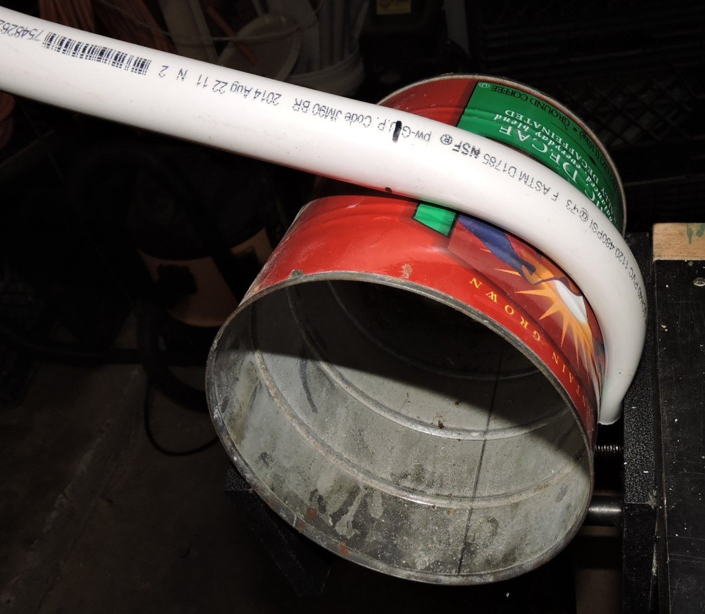 how to make a serious survival bow from pvc pipe off the