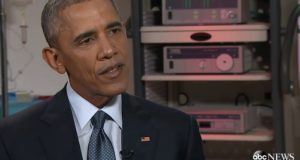 Obama: 'I Haven't Given Up' On Gun Control