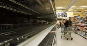 5 Real Events That Would Empty Every Grocery Shelf In Your Town