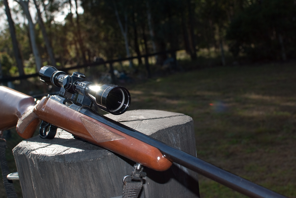 4 Versatile 'Deadeye' Optics For The Backwoods Rifleman