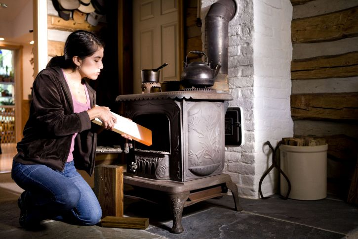 How To Get The Most Out Of Your Wood Burning Stove This