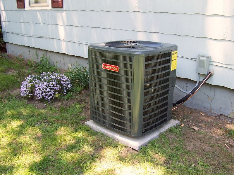 Heat And Air Units For Mobile Homes