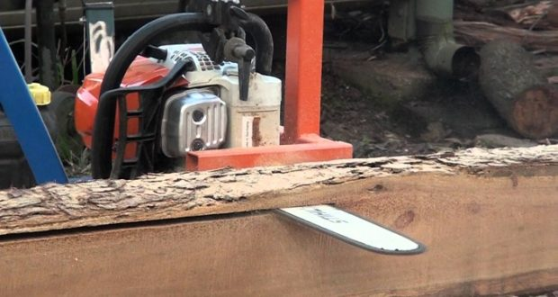 The Poor Man S Off Grid Sawmill You Can Definitely Make At