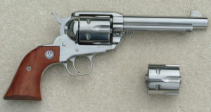The Ruger Vaquero: The Modern-Day Cowboy Revolver You Won't Forget