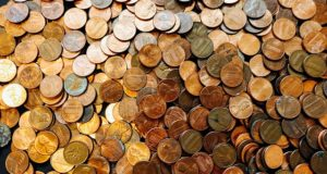 Frustrated Man Pays DMV Bill With 300,000 Pennies
