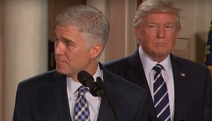 A Student Was Arrested For Fake Burp Sounds ... And Gorsuch Sided With Him