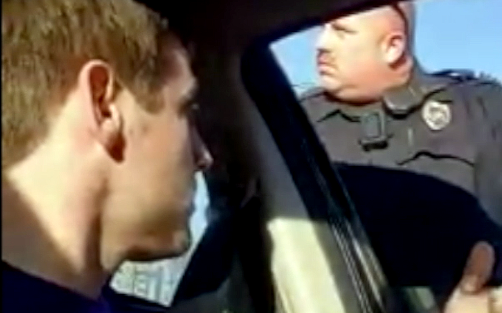 Police Told A Driver It Was Illegal To Record Them. He Was An Attorney ... Who Knew The Law