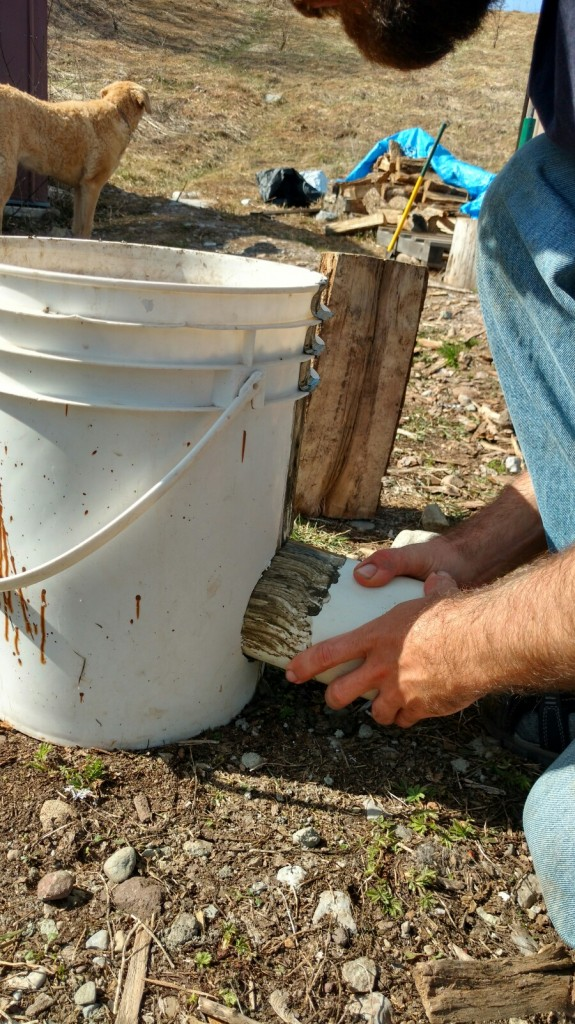 DIY: A $10 Indestructible Off-Grid Rocket Stove