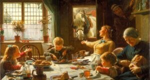 7 Benefits Of An Old-Fashioned Family Mealtime