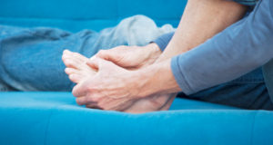 Natural Ways to Combat Foot Problems