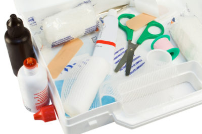 must have for first aid kit