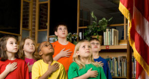 MA Supreme Court Hears Case That Could Erase 'Under God' From Pledge Of Allegiance