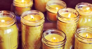 How To Make No-Mess All-Natural Candles