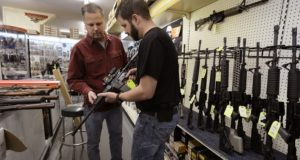 State To Gun Owners: Give Up Your Guns!