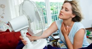 6 All-Natural Remedies To Cool Hot Flashes
