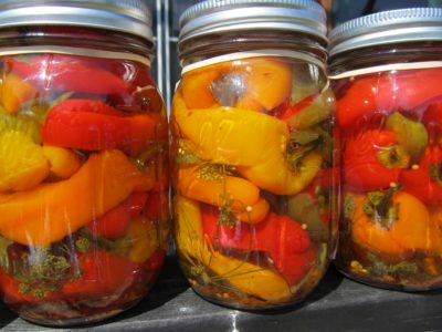5 Easy Steps To Canning Peppers