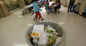 First Lady's Lunch Program Leaving Kids Hungry And Wasting Millions