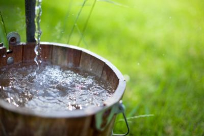 well water -- istock photo