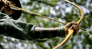 How To Make A Survival Bow In The Wilderness