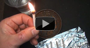 Cool Fire Starting Tricks