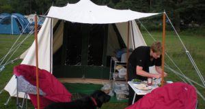 4 Off-Grid Advantages Of Living In A Tent