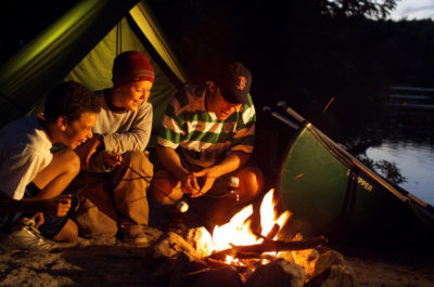 Family Camping Can Be So Much Fun