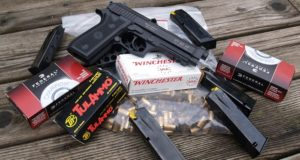The Budget Pistol That's As Accurate As The Military's M9