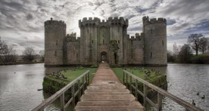 Your Home Is Your Castle: Lessons From The Middle Ages On Home Defense