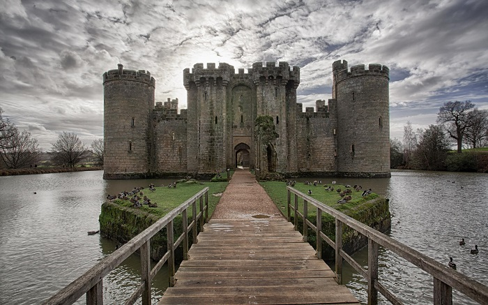 your home is your castle lessons from the middle ages on