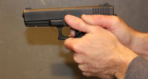 Parents Could Lose Kids Because Father Used Gun In Self-Defense