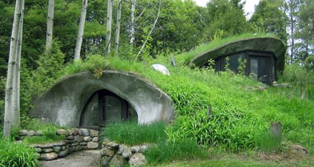 Underground Houses The Ultimate In Off Grid Living Off