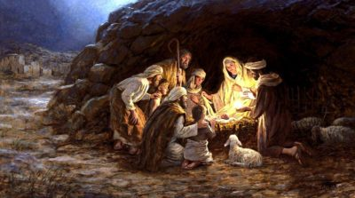 The 'Off-The-Grid' Christmas Story