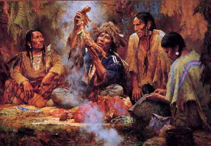 Traditional medicine and people