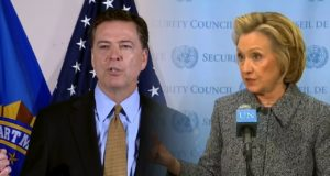 Video: James Comey Vs. Hillary Clinton In Viral Must-Watch Montage (It's 90 Seconds You Won't Regret)