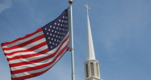 Pro And Con: Should Churches Display The American Flag In The Sanctuary?