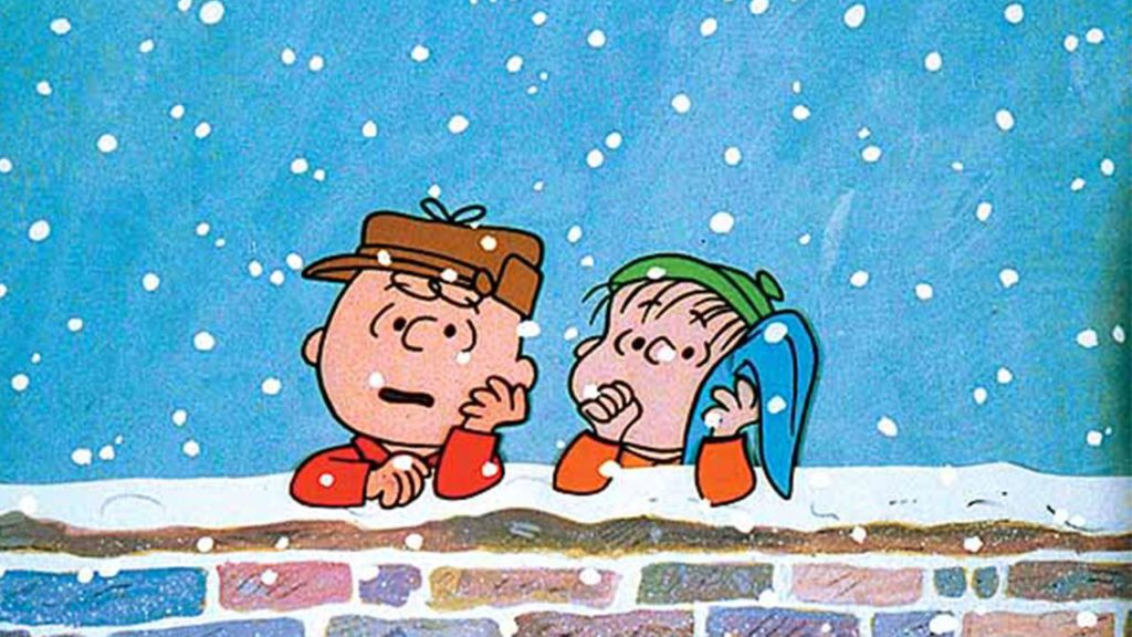 Judge Orders Charlie Brown Christmas Poster Put Back Up
