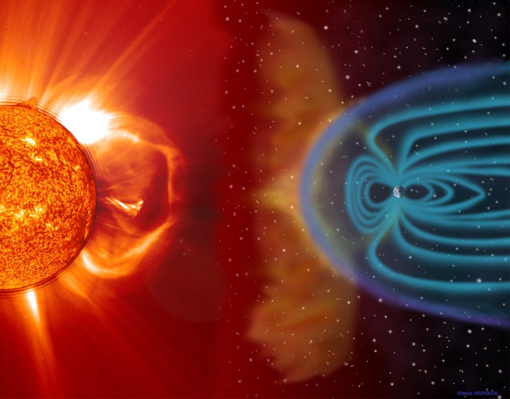1 In 8 Chance Of A Grid-Crippling Solar Storm In The Next Decade?