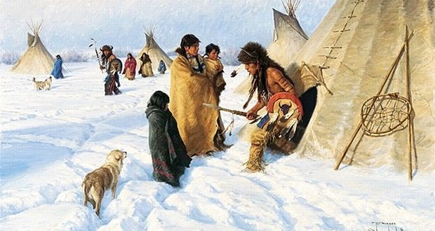 Forgotten Skills That Helped The Native Americans Survive ...