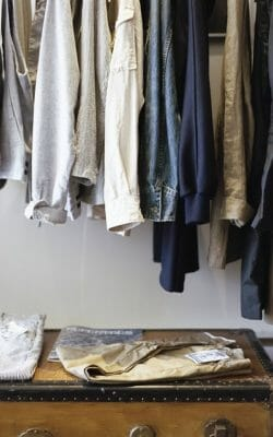 Stockpiling Clothing: Here's What You're Forgetting