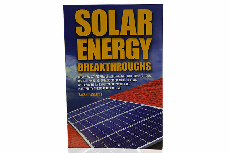 Solar Energy Breakthroughs