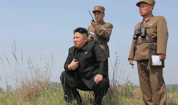 North Korea Warns: 'Nuclear War May Break Out Any Moment'