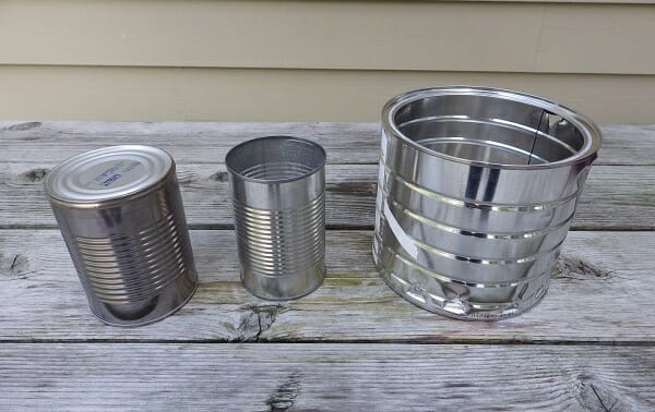 7 ways tin cans can make your life easier off the grid news for How to make a tin man out of cans